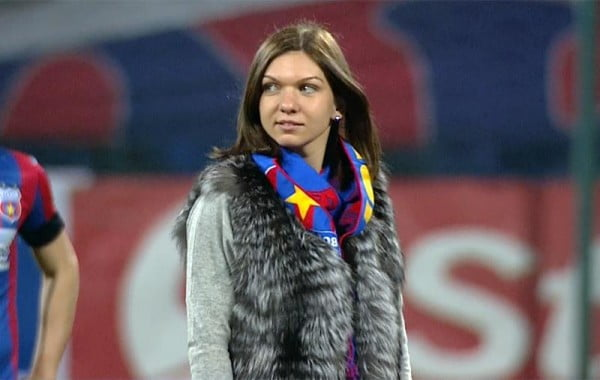 simona halep start derby steaua dinamo