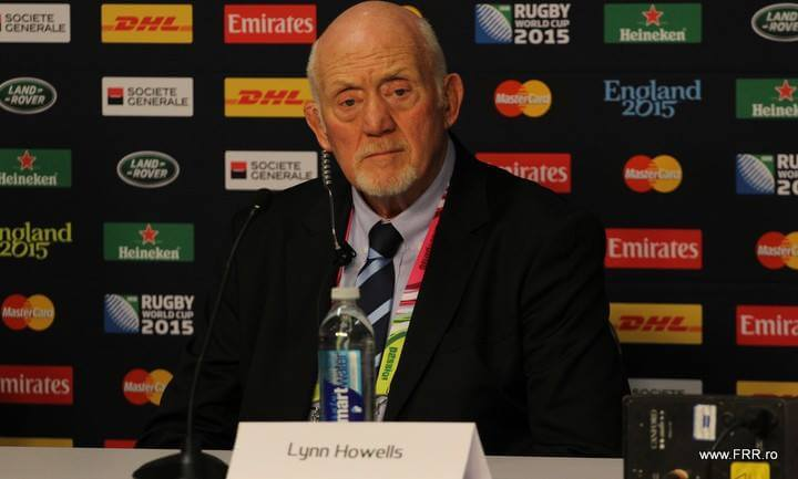 Lynn Howells: Sunt încrezător ca vom face meciuri bune! Lynn Howells: Sunt încrezător ca vom face meciuri bune! Lynn Howells