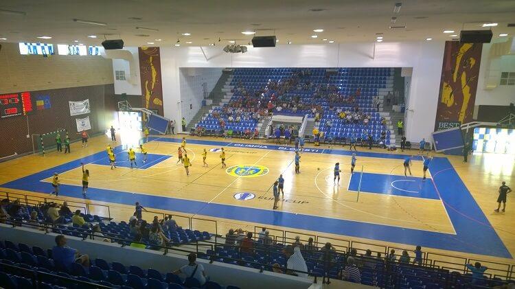 Câștigătoarea Cupei României la handbal se va decide la Ploiești! Câștigătoarea Cupei României la handbal se va decide la Ploiești! sala olimpia csm ploiesti hc zalau