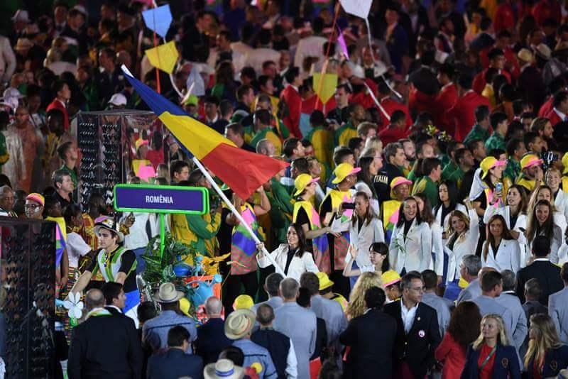Foto: Ceremonia de deschidere a Jocurilor Olimpice de la RIO Foto: Ceremonia de deschidere a Jocurilor Olimpice de la RIO FB IMG 1470464286616