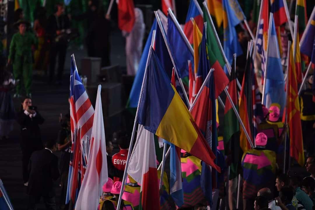 Foto: Ceremonia de deschidere a Jocurilor Olimpice de la RIO Foto: Ceremonia de deschidere a Jocurilor Olimpice de la RIO FB IMG 1470464320445