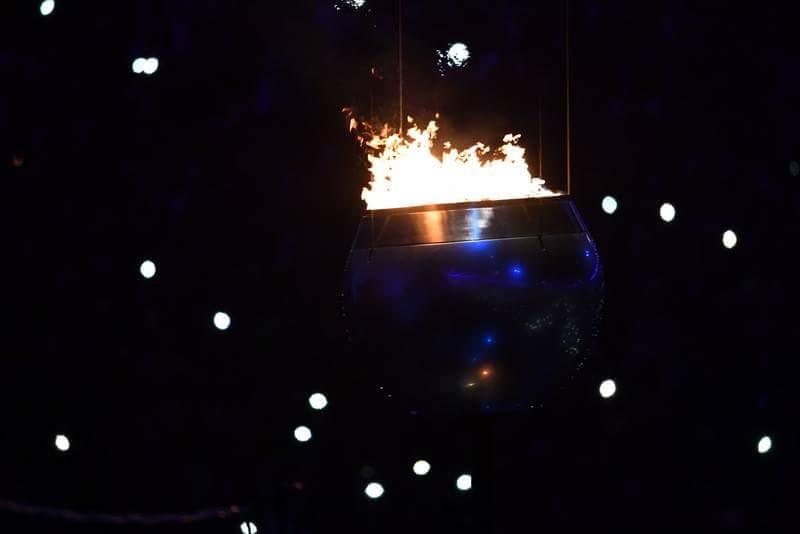 Foto: Ceremonia de deschidere a Jocurilor Olimpice de la RIO Foto: Ceremonia de deschidere a Jocurilor Olimpice de la RIO FB IMG 1470464421440