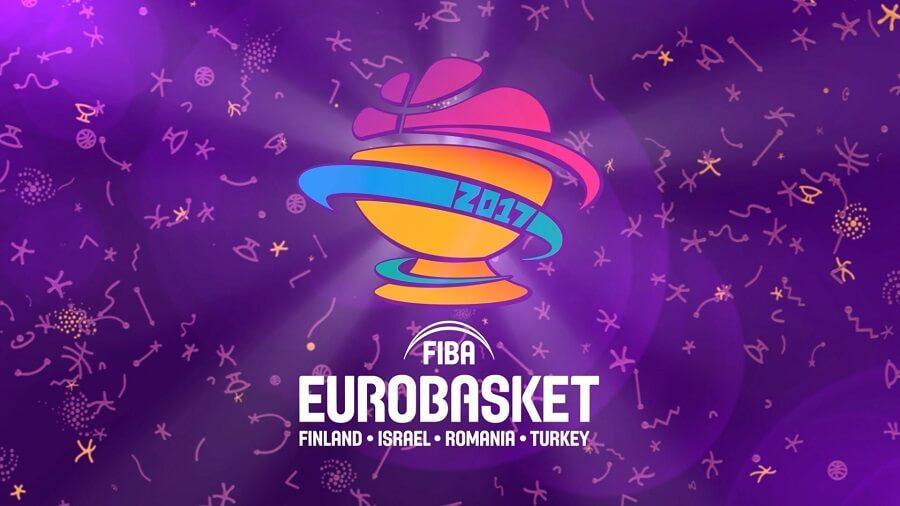 Campionatul European de Baschet masculin 2017, va fi transmis de TVR Campionatul European de Baschet masculin 2017, va fi transmis de TVR FIBA EUROBASKET 2017 logo