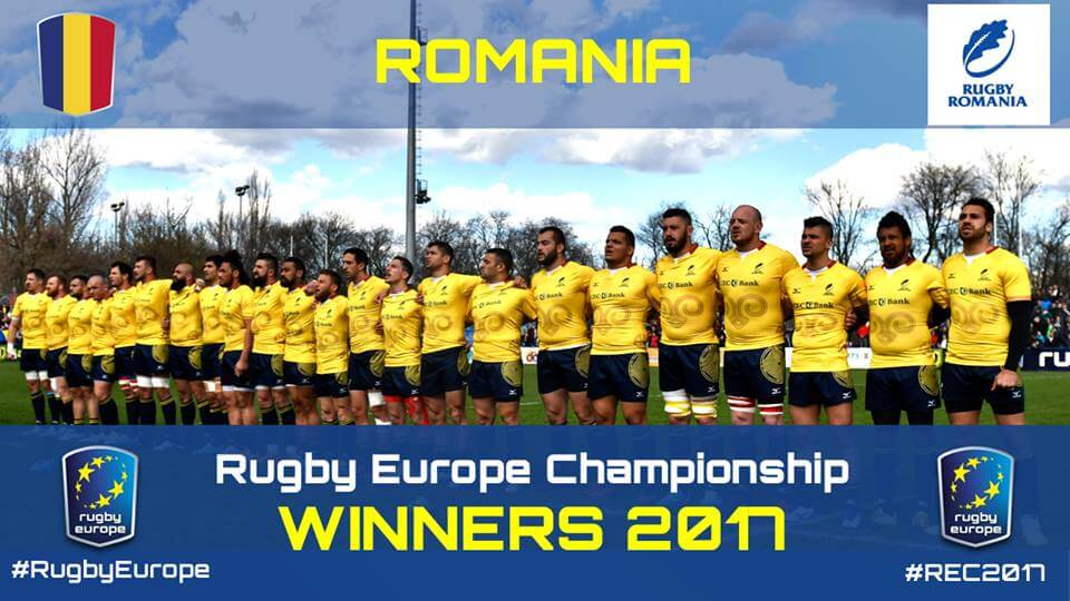 Rugby Europe face precizari asupra confuziei legate de desemnarea campioanei 2017 Rugby Europe face precizari asupra confuziei legate de desemnarea campioanei 2017 Romania 2