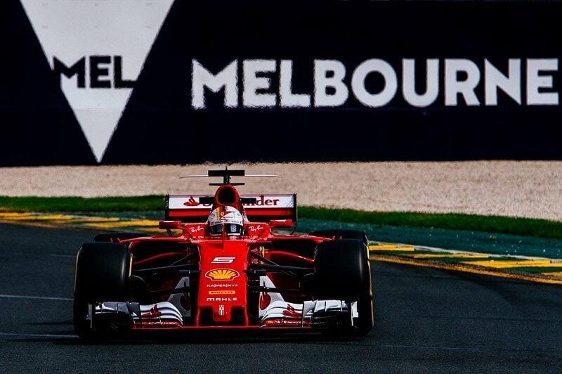 Vettel a câştigat Marele Premiu al Australiei Vettel a câştigat Marele Premiu al Australiei Sebastian Vettel pilotul echipei Ferrari a c    tigat Marele Premiu al Australiei