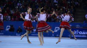 Foto: Ceremonia de deschidere a Campionatului European de Gimnastică 2017 Foto: Ceremonia de deschidere a Campionatului European de Gimnastică 2017 FRP 5351 280x155