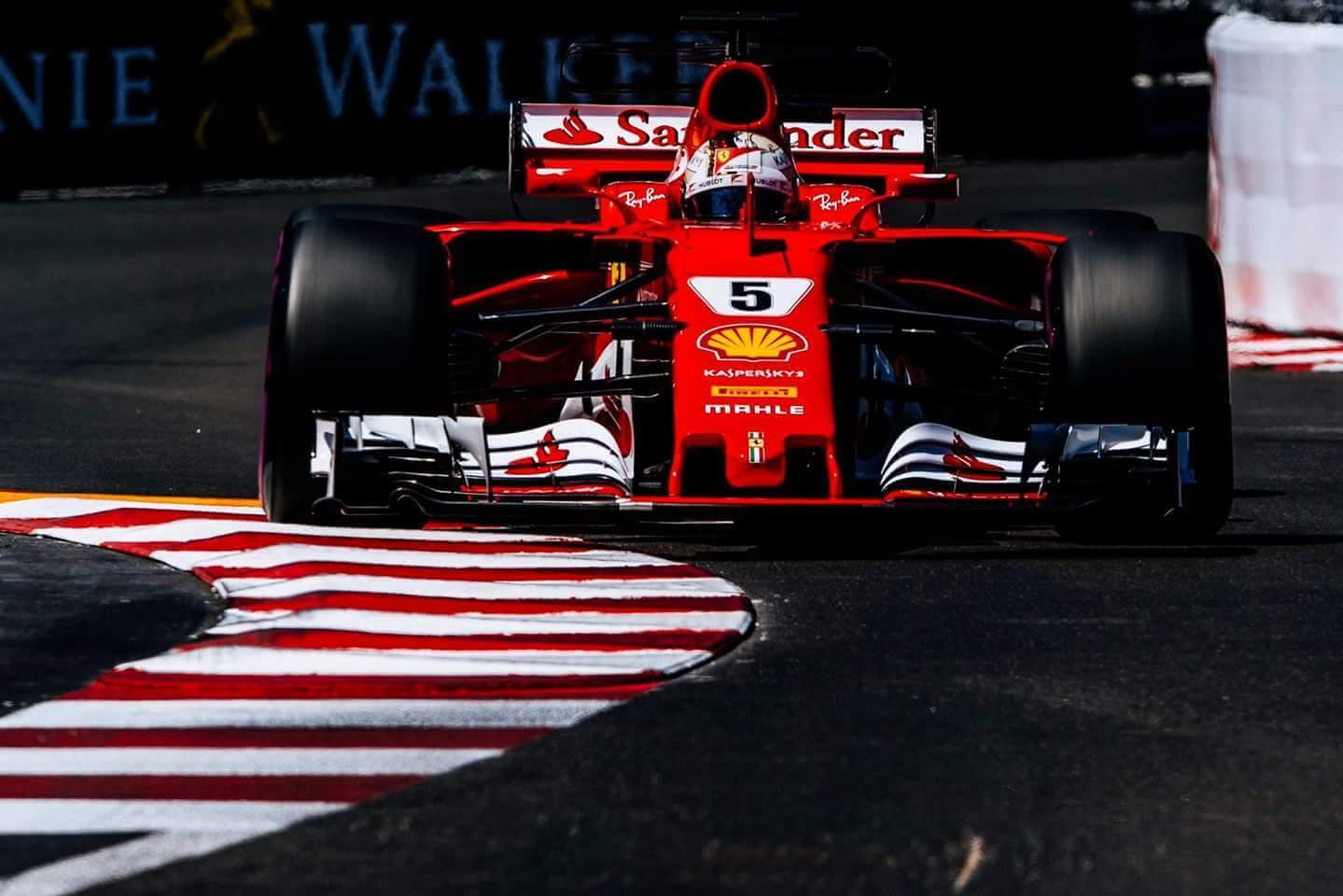 Vettel a câștigat Marele Premiu al Principatului Monaco Vettel a câștigat Marele Premiu al Principatului Monaco FB IMG 1495985340907