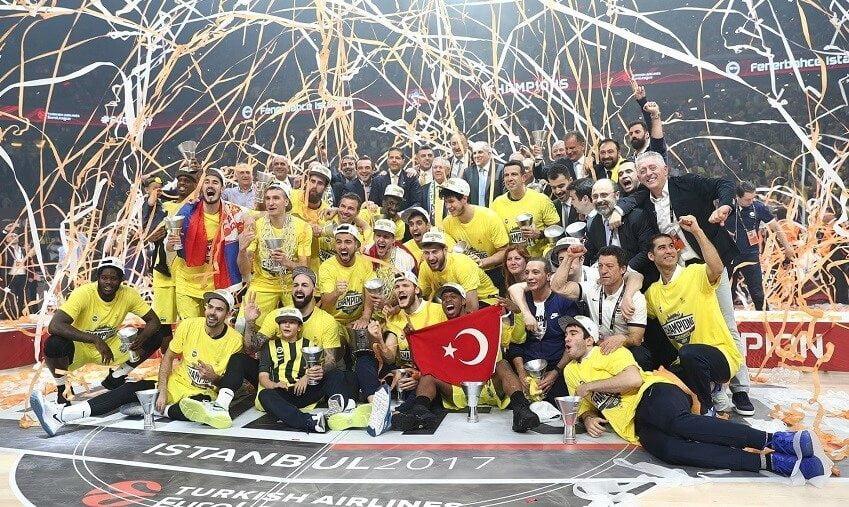 Fenerbahce câștigă în premieră Euroliga Fenerbahce câștigă în premieră Euroliga Fenerbahce