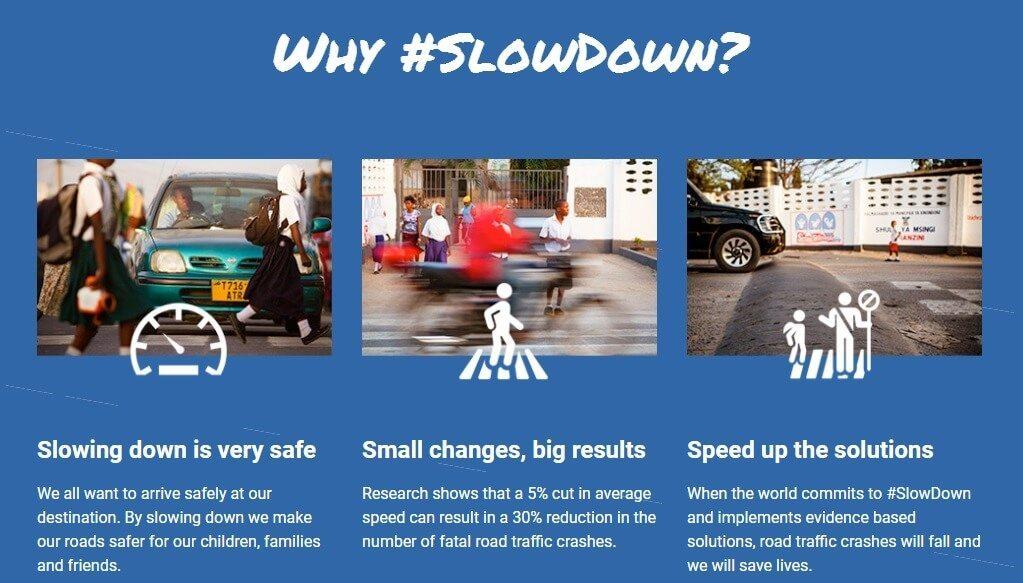 Sportivii olimpici și CIO au lansat campania #INCETINESTE, pentru siguranța rutieră Sportivii olimpici și CIO au lansat campania #INCETINESTE, pentru siguranța rutieră slowdown