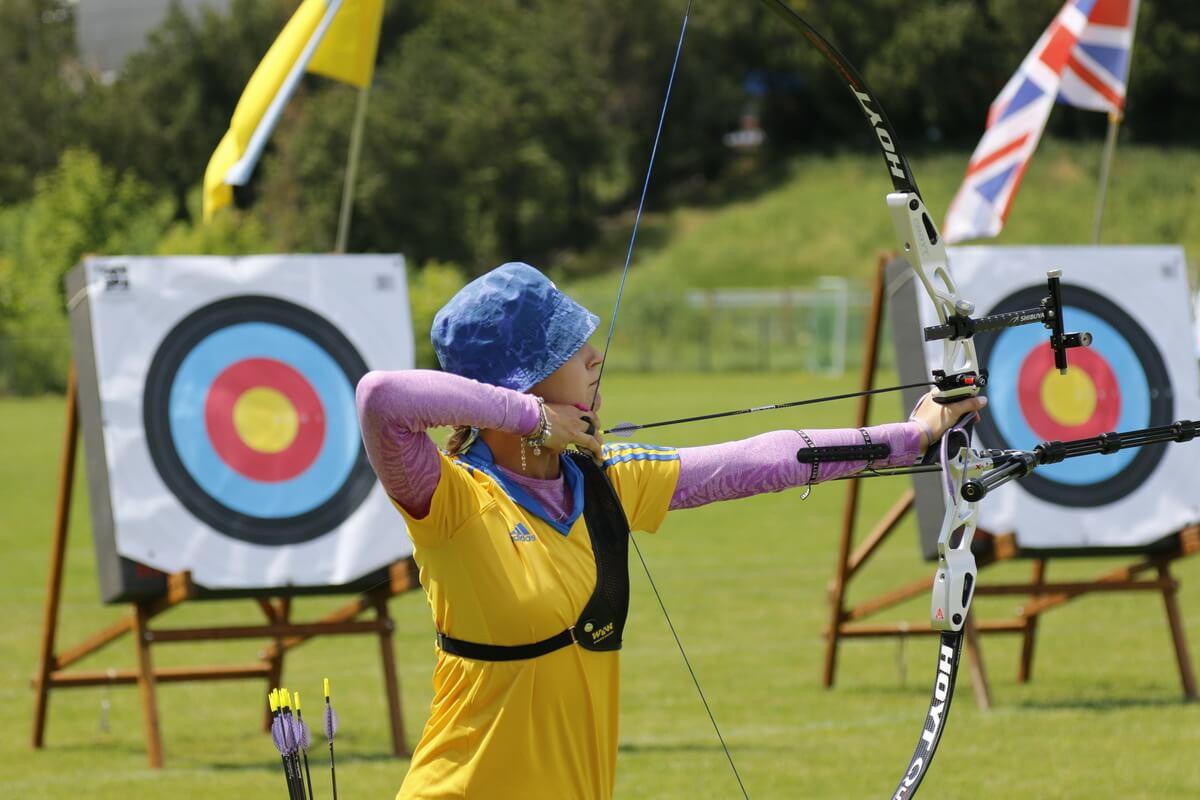European Grand Prix Archery – ziua V
