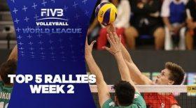 FIVB Liga Mondială Top 5 Rallies a doua săptămână FIVB Liga Mondială Top 5 Rallies a doua săptămână fivb top 280x155  Liga 3 fivb top 280x155