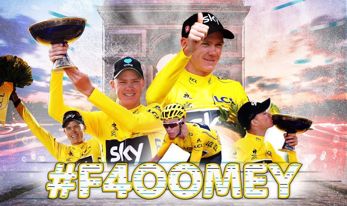 Chris Froome a câștigat al patrulea Tur al Franței Chris Froome a câștigat al patrulea Tur al Franței IMG 20170723 205551