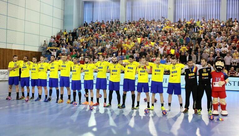 Naționala de handbal masculin a României și-a aflat adversarele din preliminariile CM 2019 Naționala de handbal masculin a României și-a aflat adversarele din preliminariile CM 2019 PicsArt 07 19 12
