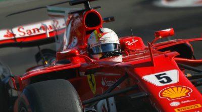 Vettel, găsit vinovat de acroșajul cu Hamilton Vettel, găsit vinovat de acroșajul cu Hamilton vettel 400x222  Home vettel 400x222