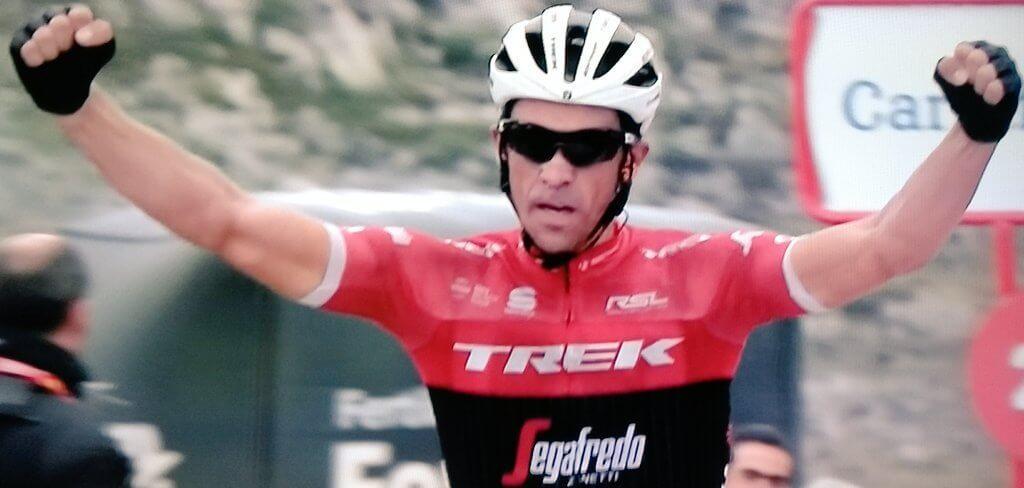 Alberto Contador se retrage cu o victorie de etapă pe celebrul vârf Angliru Alberto Contador se retrage cu o victorie de etapă pe celebrul vârf Angliru IMG 20170909 192849