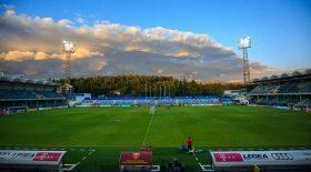 echipa națională a efectuat antrenamentul oficial la podgorica Echipa națională a efectuat antrenamentul oficial la Podgorica stadion podgorica 280x155  Liga 3 stadion podgorica 280x155