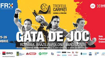 Handbal feminin: Programul de la Trofeul Carpați 1509303650 400x222  Home 1509303650 400x222