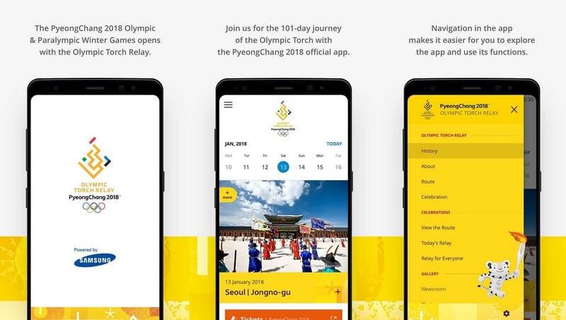 aplicatia pyeongchang 2018a fost lansată oficial Aplicatia PyeongChang 2018a fost lansată oficial Aplicatia PyeongChang 2018