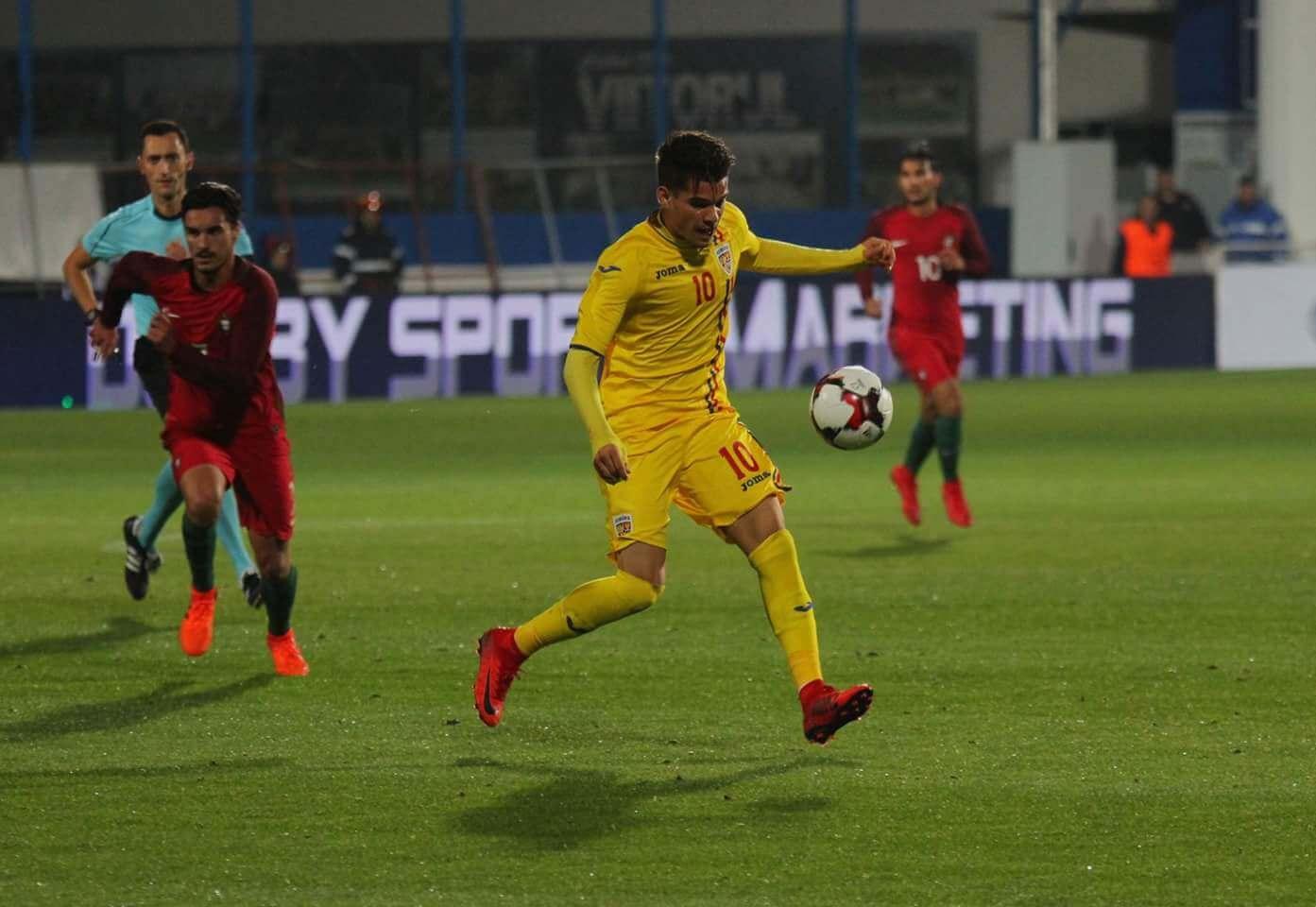 românia u21 – portugalia u21 1-1 România U21 – Portugalia U21 1-1 FB IMG 1510380223520