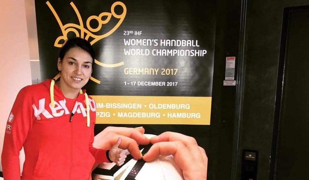 Cristina Neagu locul 2 în clasamentul golgheterilor la Campionatul Mondial din Germania Cristina Neagu locul 2 în clasamentul golgheterilor la Campionatul Mondial din Germania 20171208 130412