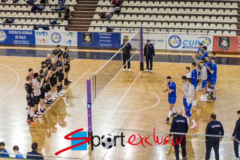 CUPA României : SCM U Craiova – SCM Zalau 3 - 0 ©️ All rights reserved-SportExclusiv by COS